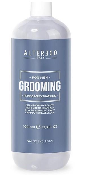 Alter Ego Grooming for Men Reinforcing Shampoo Шампунь укрепляющий против выпадения, 1000 мл (Италия)