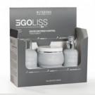 Alter Ego Egoliss Discipline Frizz-Control Kit Набор средств для выпрямления волос: шампунь  250 мл+маска 250 мл+спрей  200 мл (Италия)