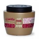 Echosline Seliar Curl Mask Маска для вьющихся волос, 500 мл