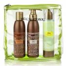 Kleral System Macadamia Oil line Набор для волос с маслом макадамии + косметичка.